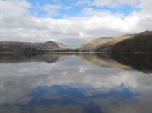 More of the lake at Grasmere